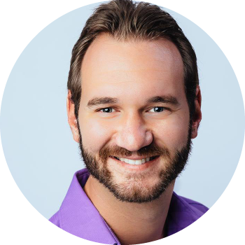 Nick Vujicic Portrait